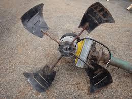 Car Alternator Wind Turbine Design How To Wind Turbine Made From Scrap Metal 8 Steps