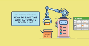 Auto Scheduler For Employees How To Save Time With
