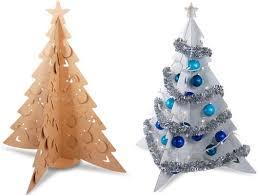 Make Homemade Christmas Tree  Christmas Lights DecorationAt Home Christmas Tree