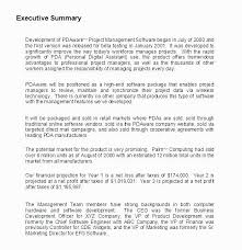 Executive Summary Memo Resume Template Example Format Ideas Of What