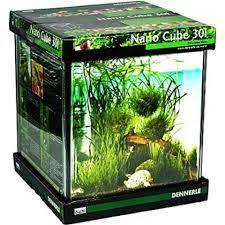 Dennerle <b>Nano Cube</b> - купить <b>нано</b>-аквариум в Москве