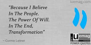 Power Quotes Enchanting 48 Power Quotes By Connie Leitner That Influence Global Transformation