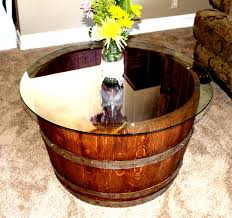 reversible reclaimed wine barrel. Reversible Reclaimed Half Wine Barrel Table By DuluthBarrelWorks | Decorating Ideas Pinterest Table, And Barrels