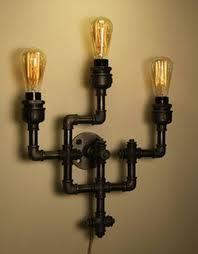 industrial lighting diy. Modern Handmade Industrial Lighting Designs You Can Diy 04 H
