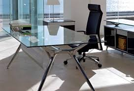 office desk images. Unique Images Tusch Glass Office Desk  Arkitek Clear U0026 Chrome Legs On Images A