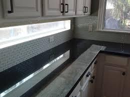 gorgeous custom backsplash with subway tiles lining the window sills yelp
