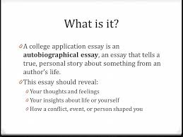 college application essay composition what is it a college  2 what