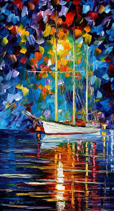 wall art canada wall art in canada on canadian artist wall art with blue sky palette knife oil painting on canvas by leonid afremov