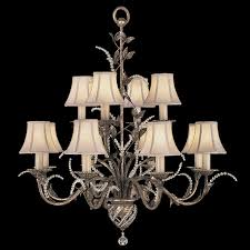 fine art lamps 138540 a midsummer night s dream large classic 12 light chandelier with crystal loading zoom