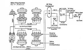 glow plug module relay for california truck diesel forum here is a link to a wiring diagram but does not show the ca part