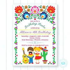 Free Templates For Kids Fiesta Invitation Template Kids Fiesta Cute Invitations Free