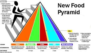 food pyramid 2014 servings.  Food Picture Of The New Food Pyramid For 2014 Servings O