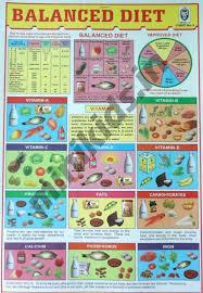 Balanced Diet Chart Balanced Balance Diet Chart Number 9 Minikids In