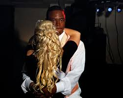 southern rites gillian laub prom prince and princess dancing at the integrated prom 2011