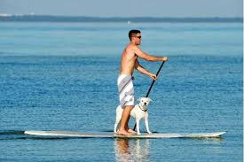 Paddleboarders Question Citys Glenmore Reservoir Restriction