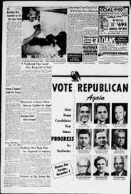 Democrat and Chronicle from Rochester, New York on November 3, 1953 · Page  36