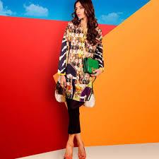 Pakistani Silk Kurtis Designs Latest Silk Tunic Dresses Designs For Girls 2019 Beststylo Com