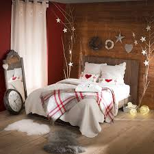 bedroom decor idea. 10 Christmas Bedroom Decorating Ideas Inspirations With Regard To Decorations For Decor 18 Idea R
