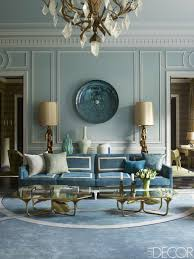Paris Living Room Decor Blue Living Room Ideas Inspired By Spring Color Trends Daccor Aid