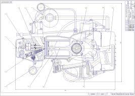 Дипломные проекты по автомобильному транспорту и автомобильному  Автомобильный дизельный двигатель жидкостного охлаждения номинальной мощностью 95 кВт при частоте вращения коленчатого вала 4200 мин