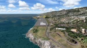 Lpma Airport Charts Fsx P3d Aerosoft Madeira X Evolution Master Addons