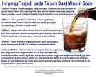 bahaya minuman bersoda saat menstruasi