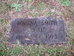 Rowena Smith Adams (1905-1973) - Find A Grave Memorial