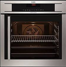 side opening oven. Perfect Opening AEG BP861511KM Built In Pyrolytic Multifunction Side Opening Oven On 0