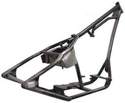 motorcycle frame and motorcycle kit and trailer kit builders