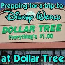 Prepping for disney trip to the dollar tree in General Memes ... via Relatably.com
