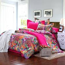 awesome bright colored bedding sets bright coloured quilt cover sets salmon bright colorful bedding sets remodel