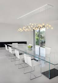 dining room lighting trends. Shakuff TULIP Modern Dining Room Chandelier Made From Fused Glass. Would Look Great With Contemporary Lighting Trends O