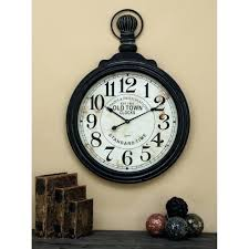 wood wall clock old wooden diy large wood wall clock large white antique