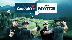 Capital One's The Match - TNT Live ...