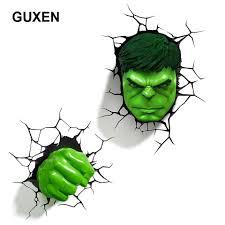 GUXEN <b>3D Marvel Spider Man</b> Hand & Head Shaped Creative ...