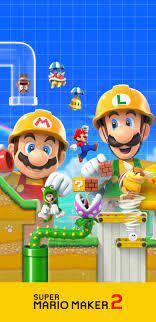 Super Mario Maker 2 Artwork Wallpaper ...