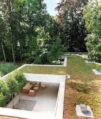 Small Picture Dream House Green Roof Design Ideas with Indoor Outdoor Living