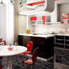 Kitchen Amazing Of Beautiful Red And Grey Curtains Black Handsome  Extravagant Design Small In White.