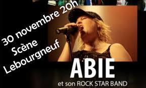 Résultats de recherche d'images pour «Abie et son Rock Star Band»