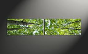 wall art prints trees