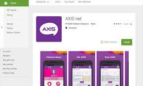 Axis merupakan salah satu provider penyedia layanan pulsa, kuota internet, serta telepon terkemuka di indonesia. Cara Cek Kuota Internet Axis Cermati Com