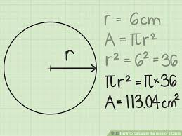 image titled calculate the area of a circle step 3