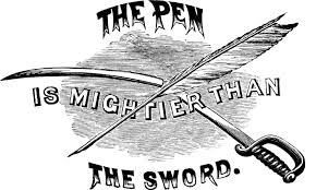the pen is mightier than the sword essay debate topic for students the pen is mightier than the sword