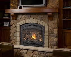 image of an avalon gas fireplaces which links to our gas fireplace page