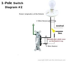 a single pole switch wiring wiring diagrams best wiring 2 single pole switches simple wiring diagram site basic wiring light switch a single pole switch wiring