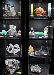 Mineral Display Stands Mineralsnet Mineral News NYNJ Gem Mineral Show Report 87