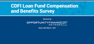 Cdfi Loan Fund Compensation And Benefits Survey