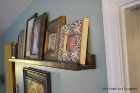 Ledge Shelf - A One Nap DIY