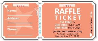template raffle tickets 40 free editable raffle movie ticket templates