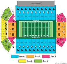 Kinnick Stadium Seating Chart